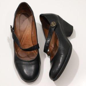 Naturalizer Jansen Mary Janes Leather Size 8.5
